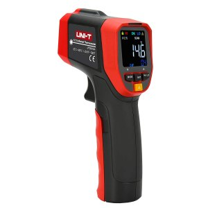 Review: UNI-T UT301A+ Infrared Thermometer