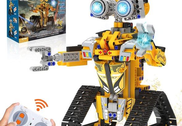 First Look at CIRO Education Wallbot STEM Kit
