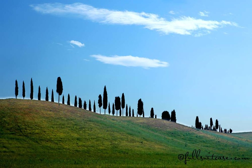 Tuscany trip itinerary - see the most beautiful places