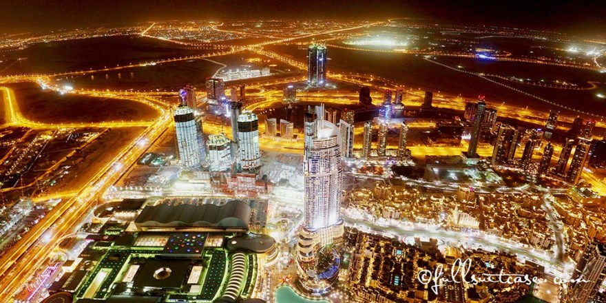 Burj Khalifa At The Top experience is a must-do in Dubai