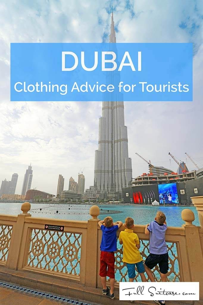 What to wear in Dubai and other Emirates