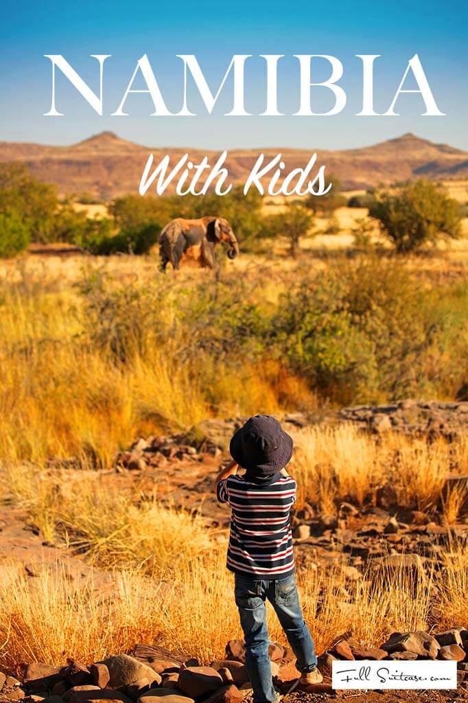 Find out why Namibia is the best African country for a family trip.