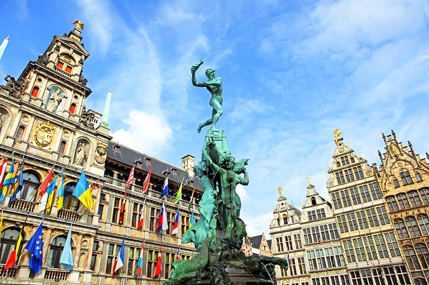 Best things to do in Antwerp Belgium - updated for 2018