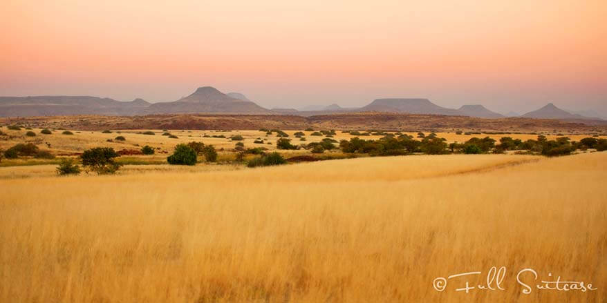 Namibia trip itinerary
