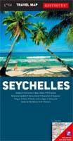 Seychells travel map