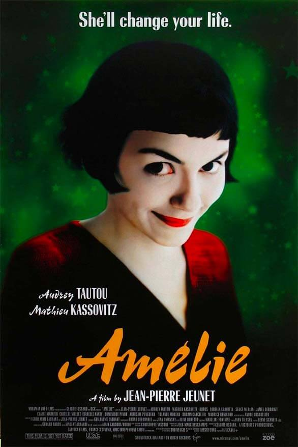 Amelie - the movie