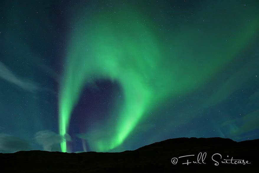Best Camera Setting Northern Lights