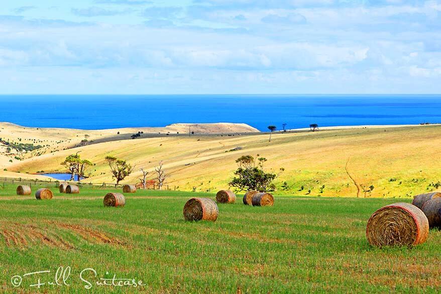 Fleurieu Peninsula Southern Australia