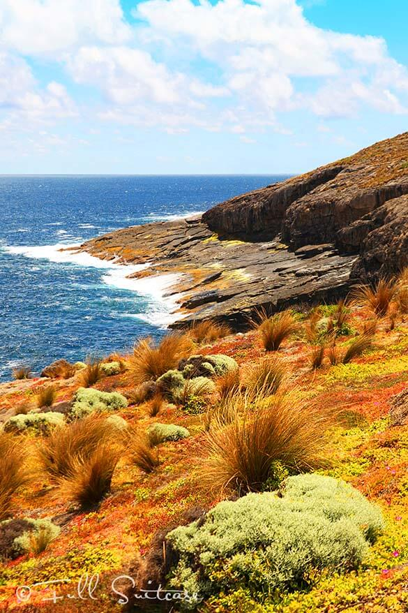 Flinders Chase National Park on Kangaroo Island Australia