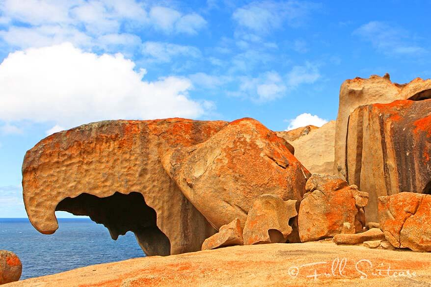 Kangaroo Island itinerary including travel tips for best places to see and things to do