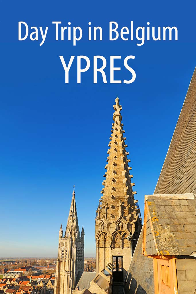 Day trip to Ypres and the World War I battlefields in Belgium