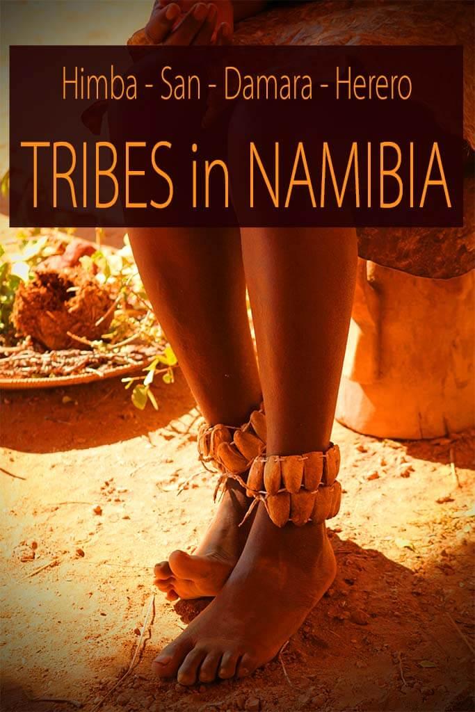 Meeting the Himba, San (Bushmen), Damara, and Herero tribes in Namibia