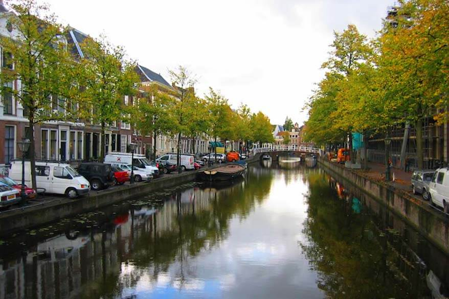 Best day trips from Amsterdam - Leiden