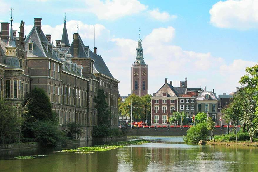 Best day trips from Amsterdam - The Hague