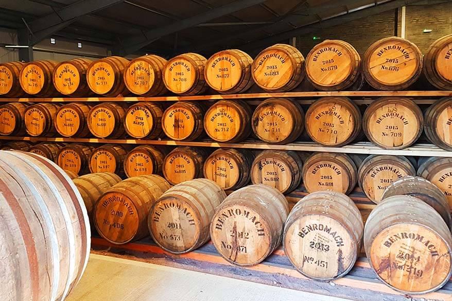 Our 3-day Scottish whisky tour from Edinburg