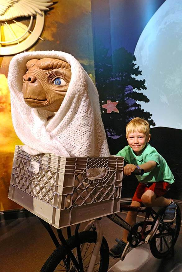Madame Tussauds is a must if visiting in London with kids