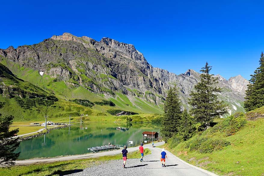 12 reasons to visit Trubsee in Switzerland in summer