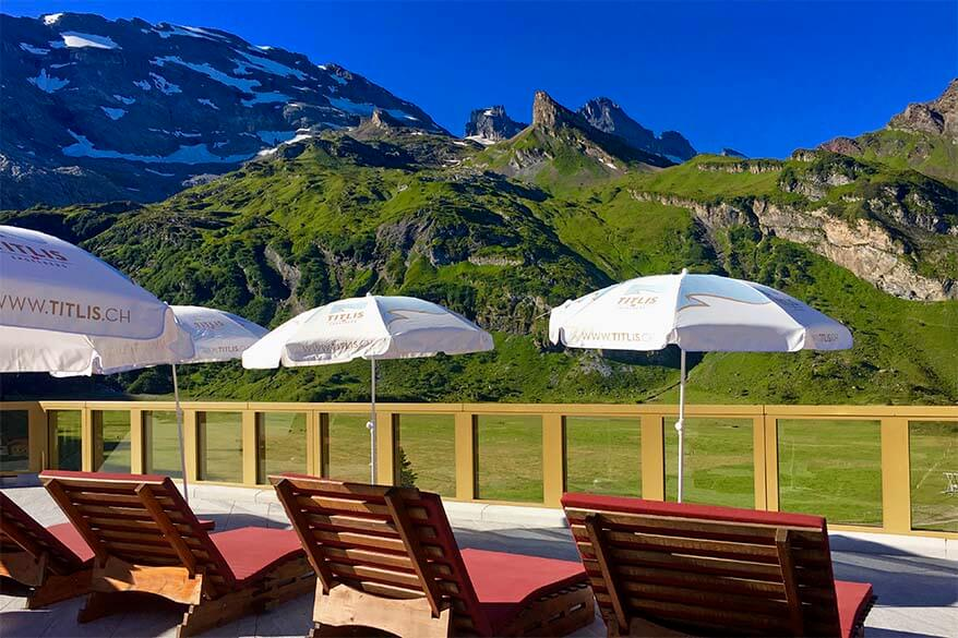 Alpine Lodge Trubsee is the best base to explore Trubsee and Titlis areas in Engelberg Switzerland