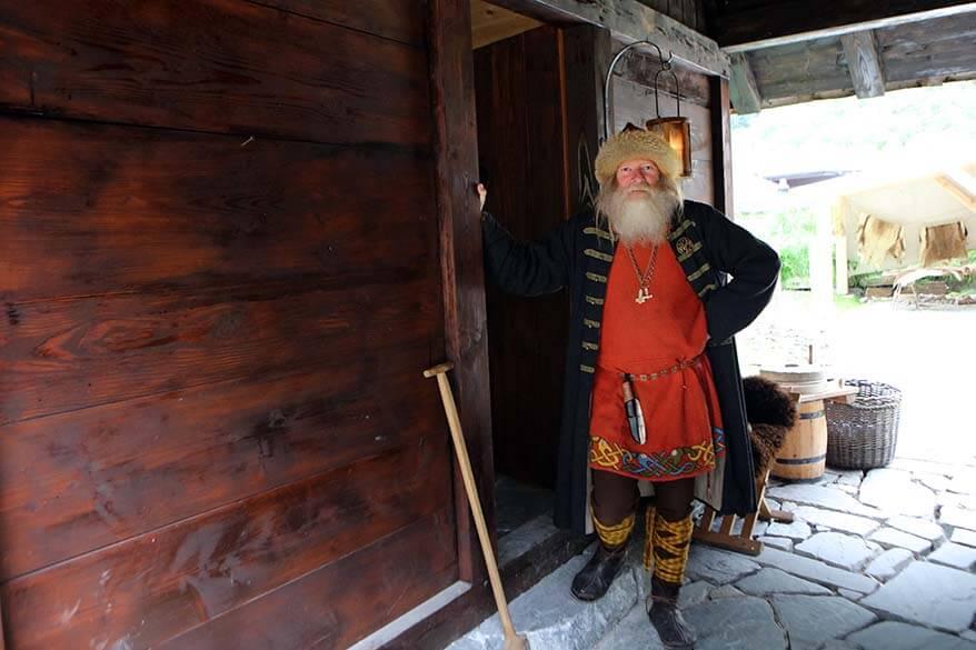 Viking Valley Chieftain - Georg Olafr