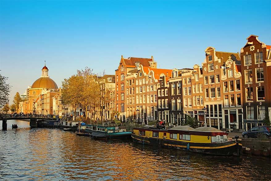What to see and do in Amsterdam in one day