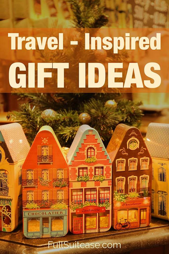 Travel-inspired gift ideas for #holiday #birthday #christmas #gifts