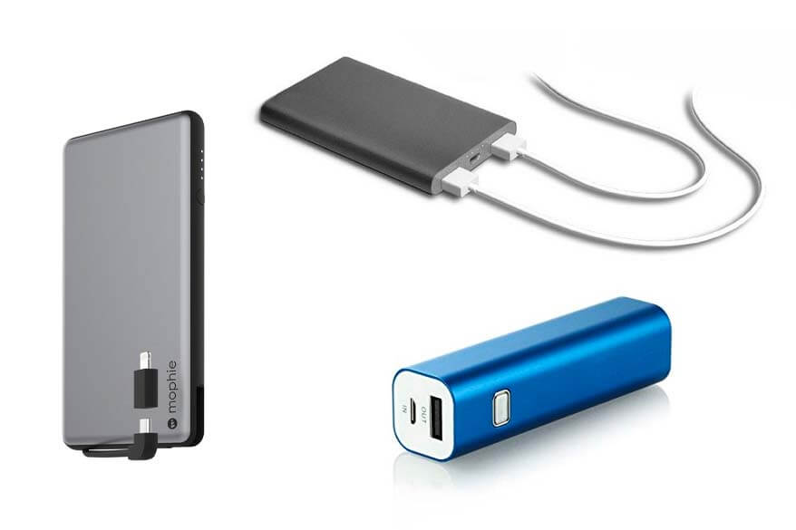 portable chargers are unmissable for any traveller