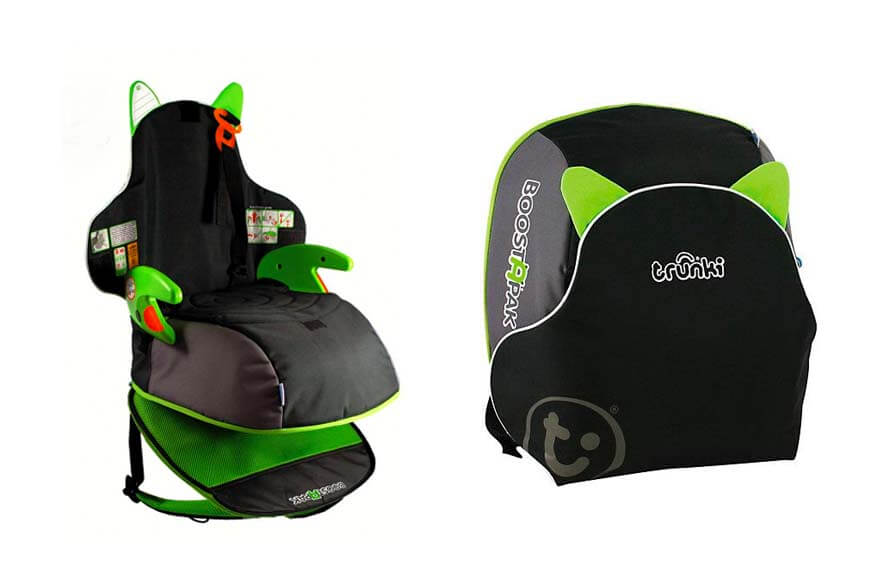 trunki boostapak is our best buy when it comes to kids travel gear