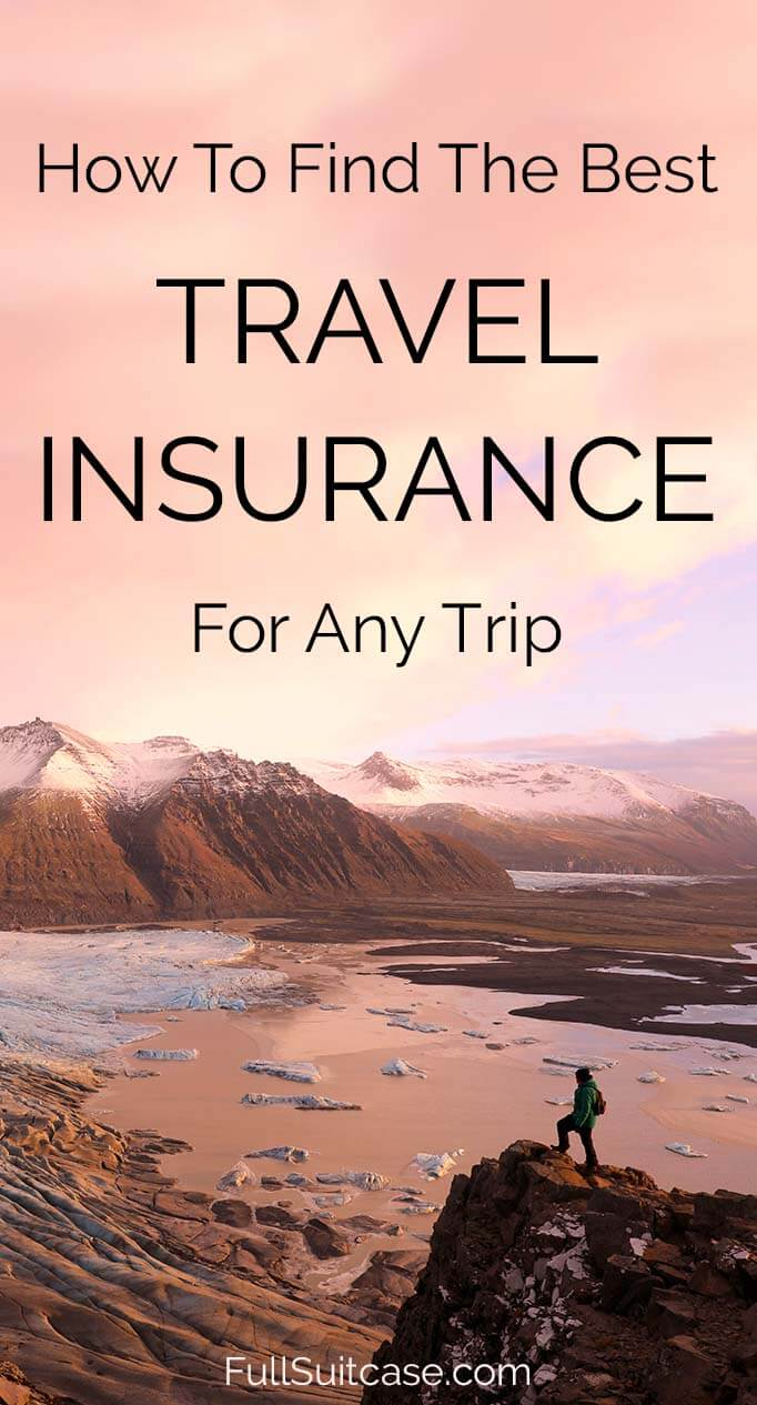 How to find the best holiday insurance for any trip - travelers experience, tips, reviews and the best affordable travel insurance company offering plans and coverage worldwide #insurance #travelinsurance