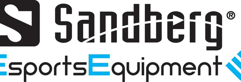 Sandberg Esports Equipment logo