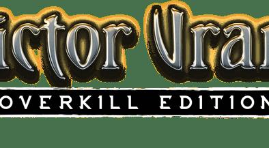 Victor Vran Overkill Edition Logo