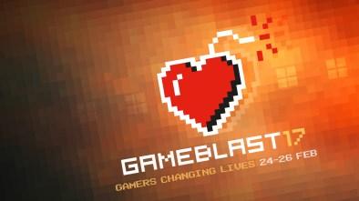 Gameblast 17 logo