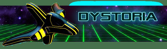 Dystoria logo