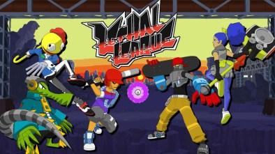 Lethal League logo