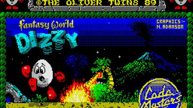 Fantasy World Dizzy artwork