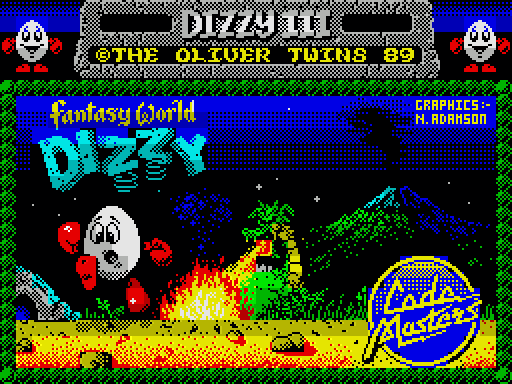 Fantasy World Dizzy artwork
