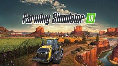 Farming Simulator 18 logo