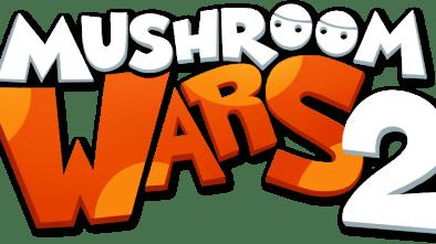 Mushroom Wars 2 logo