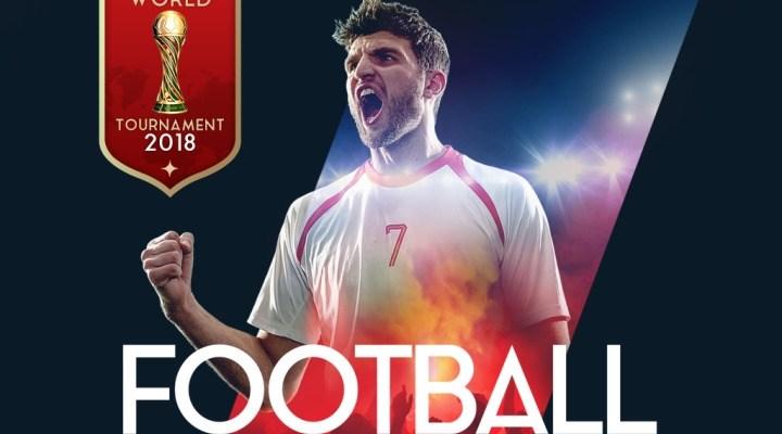 Football Nation VR logo for PSVR
