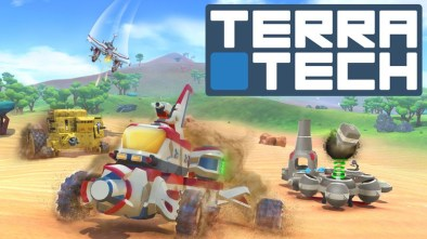 Payload Studiosl TerraTech logo on a gameplay background