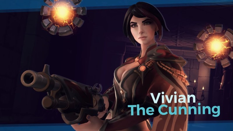 Paladins champion Vivian the Cunning
