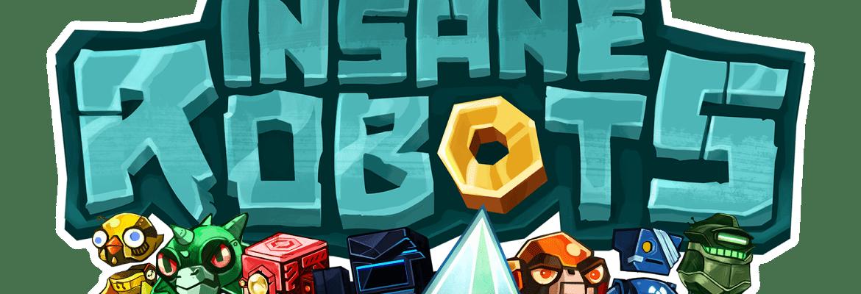 Insane Robots logo
