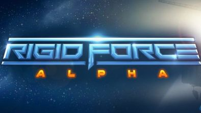 Rigid Force Alpha logo