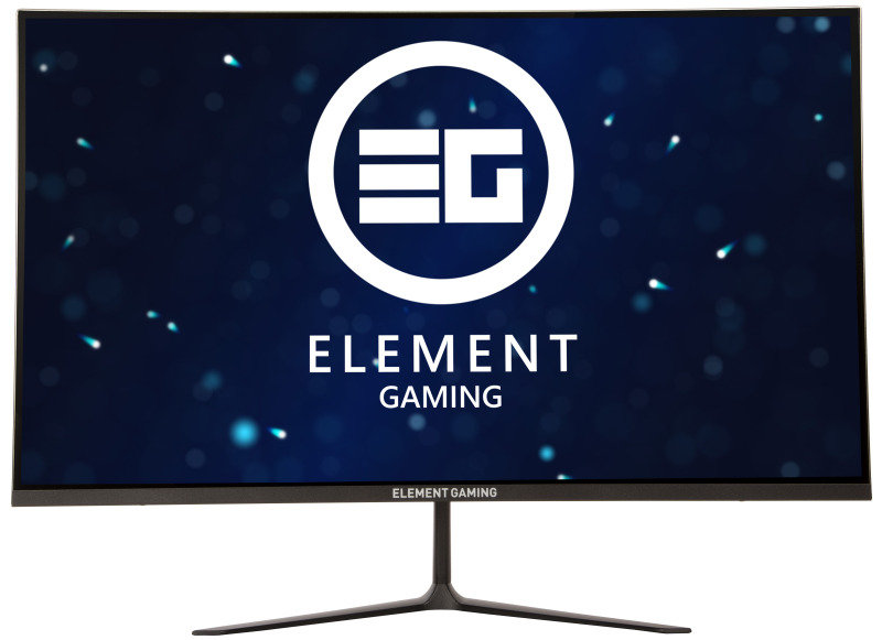 Element Gaming monitor front facing