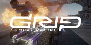 GRIP Combat Racing logo