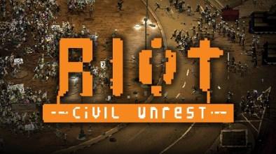 RIOT Civil Unrest logo