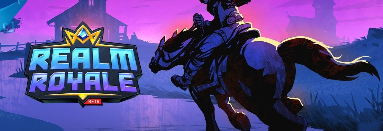 Realm Royale PS4 beta