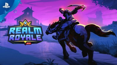 Realm Royale PS4 beta