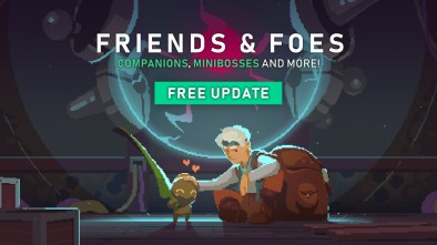 Moonlighter Friends & Foes update