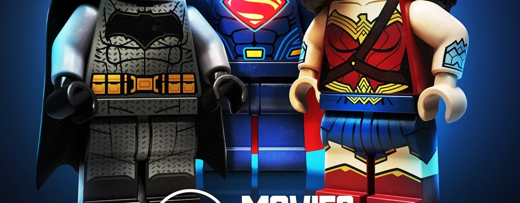 DC LEGO Game Characters