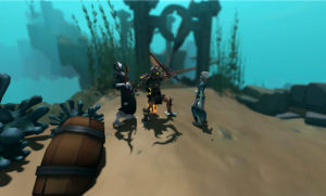 RuneScape The Shadow Reef gameplay